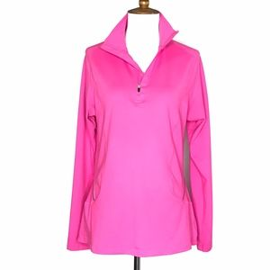 Champion Semi-Fitted Pink Pullover Shirt A030635